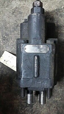 Dana Chelsea Hydraulic Pto Dump Gear Pump With Mount T101-dx-25l-20