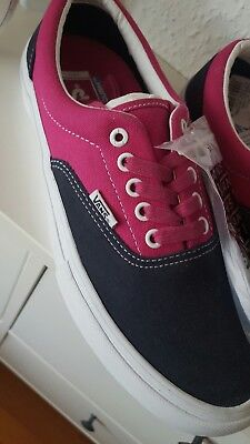* VANS Off Sample the Wall Sample Off zapatos Damen ERA PRO M`S Fuchsia FT Pro Skate 42 9b27f7