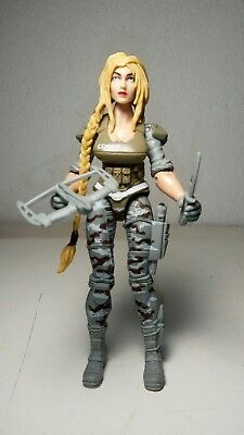 CUSTOM FEMALE ACTION FIGURE 40USE WITH GI JOE  MARVEL DC  STAR WARS41