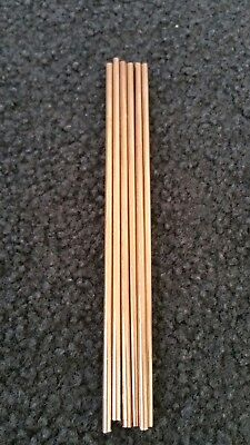 Solid Brass Rod 18 Inch Diameter X Approximately 6 Inch Length
