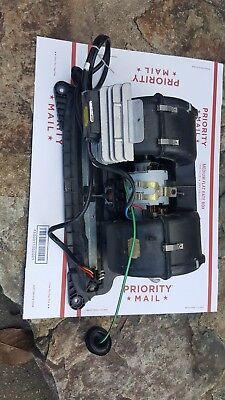 90-02 Mercedes R129 SL320 SL500 AC A/C Heater Fan Blower Motor w/Resistor OEM