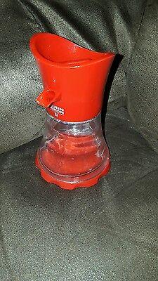 Kuhn Rikon Vase Oil/Vinegar Cruet bin 27
