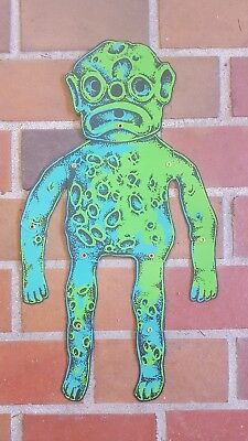 Toy Monsters (Ooze it jointed Halloween type wall decoration.)