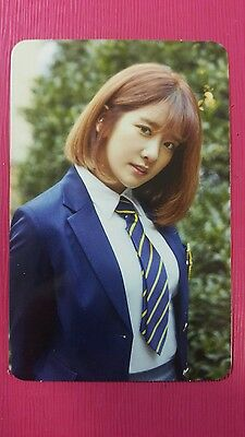 WJSN EXY Official PHOTOCARD 3rd Album From 우주소녀 Cosmic Girls Photo Card 엑시