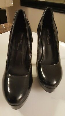 Highest Heel Collection New Womans Black Size 7 Stiletto Platform Pump. Shoes.](Highest Heels Collection)