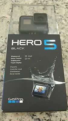 NEW GoPro HERO5 HERO 5 Black 4K Action Camera