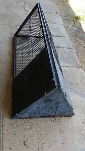 Metal A Framed Cage / Hutch for Guinea Pigs, Chickens, etc Innisfail Cassowary Coast Preview