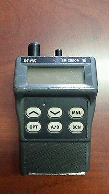Ge Ericsson Ma-com Macom Mrk M-rk Portable Uhf Radio Radio Only