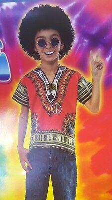 Hippie Costume Boys Rubies 640387 - Hippie Costume For Boys