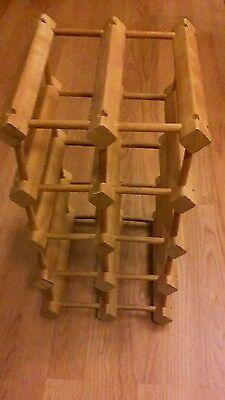 Винные шкафы Wooden 10 Bottle Wine