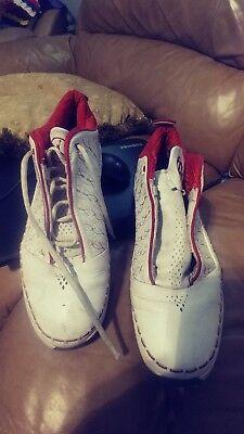 c0d66f0bb3f0 Nike Air Jordan XX3 23 Low White Red 323405-161 Mens Basketball Shoes Size  13