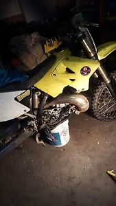 WANTED- RM250 two stroke