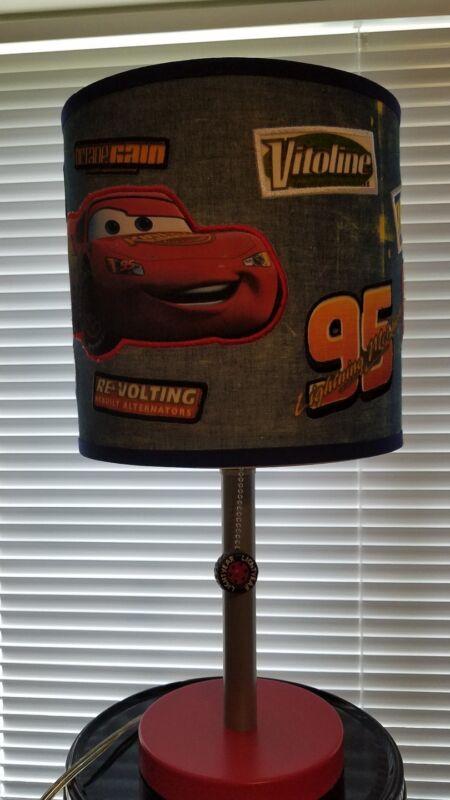 Disney/Pixar Cars Table Lamp - Lightning McQueen