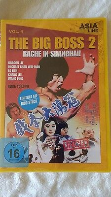 THE BIG BOSS 2 & CLONES OF BRUCE LEE  DVD  BRUCE LE  NEW  BEST VERSION