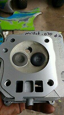 MILLING SERVICE for 212cc clone 196cc gx200 gx160 ENGINE CYLINDER HEAD