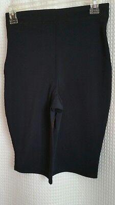 Long Leg Panty Shaper Brief Girdle Black Foxxies Shapewear NEW XXS XS S M L XL