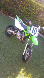 Kawasaki KX65 2016 Awesome condition  Low hours