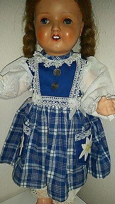Schildkröt Puppe  50 cm  Rarität mit Stimme