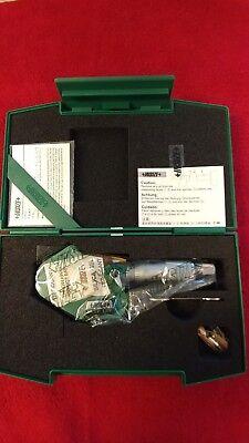 Insize 3290-803 V-anvil Micrometer 0.2-0.8x0.001