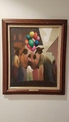 Fernando Melena Nunez  Oil Painting   Site 16  X 20