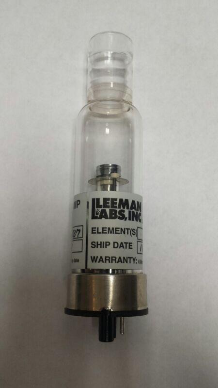 Mn Manganese HCL Leeman Labs Hollow Cathode Lamp #218-44027