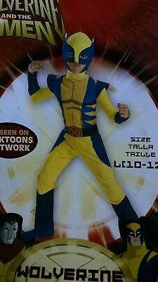 Xmen Kostüme (Wolverine X-Men XMEN Marvel Costume Boys Disguise 50345)