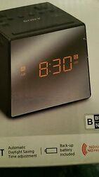 SONY ICFC1T DUAL ALARM, CLOCK RADIO! BLACK. BEST PRICE!