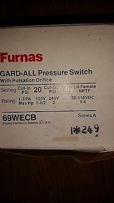 Furnas Pressure Switch