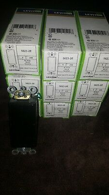 Leviton 5623-2e 15a 3-way Decora Switch - Box Of 10