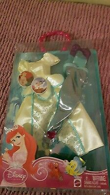 Disney princess ariel Doll outfit nib