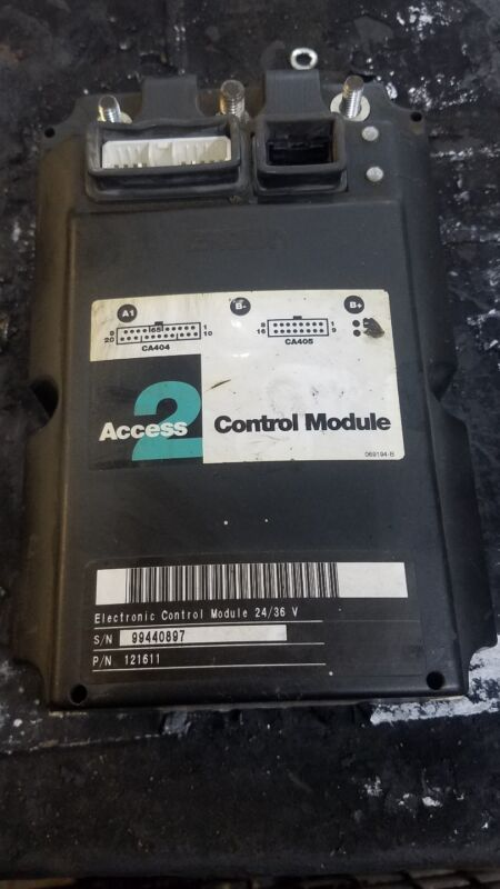 Used Working Crown Controller 121611