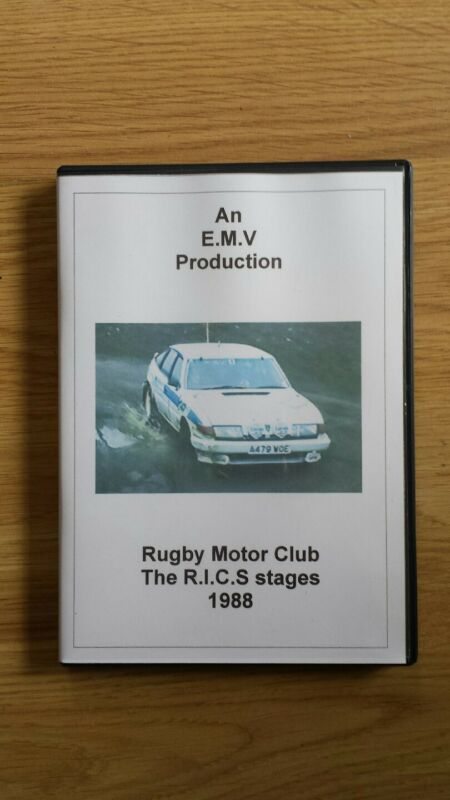 1988+Rugby+Motor+Club+R.I.C.S+Stages+Rally+DVD+