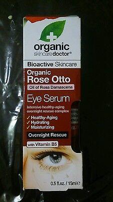 Organic Doctor Organic Rose Otto Eye Serum    5 Fluid Ounces Liquid