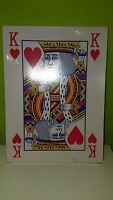 Cartas Gigantes Poker De 28 Cm -  - ebay.es