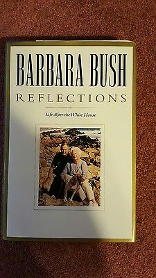 Barbara Bush Reflections Life After Thte White House