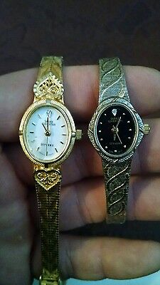 Vintage Sarah Coventry Watches for repair need batteries