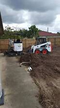 MARTINS EARTHWORKS - Earthmoving - Excatation - Bobcat - Tipper Scarborough Redcliffe Area Preview