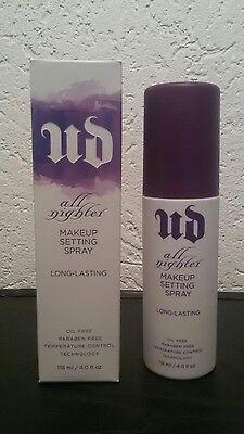 Urban Decay All Nighter Setting Spray (Make up Fixierungsspray) 118ml *NEU*