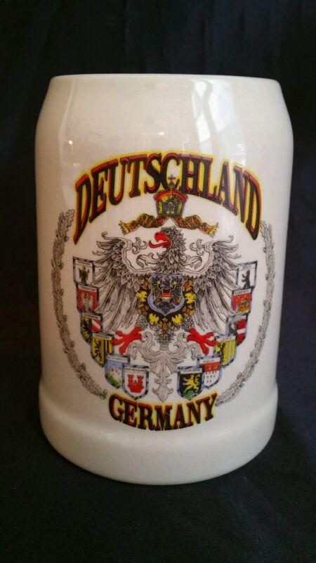 Beer Stein Mug Deutschland Germany