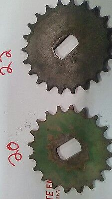 John Deere 71 Flex Planter Gear 22 20 Tooth Sprocket
