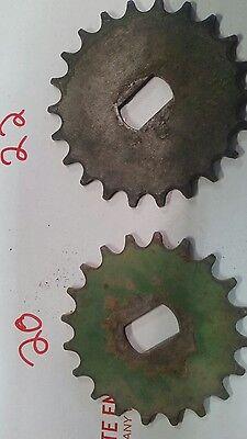 John Deere 71 Flex Planter Gear 22 20 Tooth Sprocket