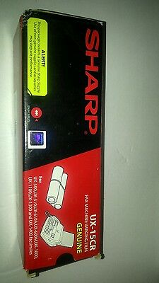 Genuine Sharp Ux-15cr Fax Imaging Film New