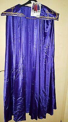 Faschingskostüm/ Karnevalskostüm/neu / Umhang in lila für Damen (Lila Umhang Kostüme)