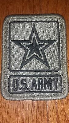 Headquarters Department of the Army (HQDA) hook and pile tape ACU Patch