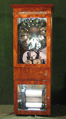Arcade Machine Automated  Steel Drum (Pan) with 11 rhythm instruments