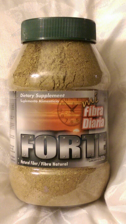 Mi Fibra Diaria Fibra Forte 21.9 oz  { Buy 2 get 1 Bag Nopal & Linaza Free!!! }