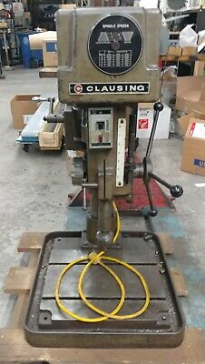 Clausing Drill Model 2244