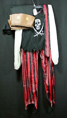 Teen Adult Rubies Halloween Sensations Pirate Girl Costume Sz 2-6 - 2 Teenage Girl Halloween Costumes