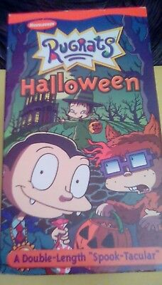 Nickelodeon - Rugrats Halloween - A Double-Length