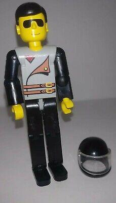 Lego Technic Race Car Driver 8244 Exclusive Figure Loose